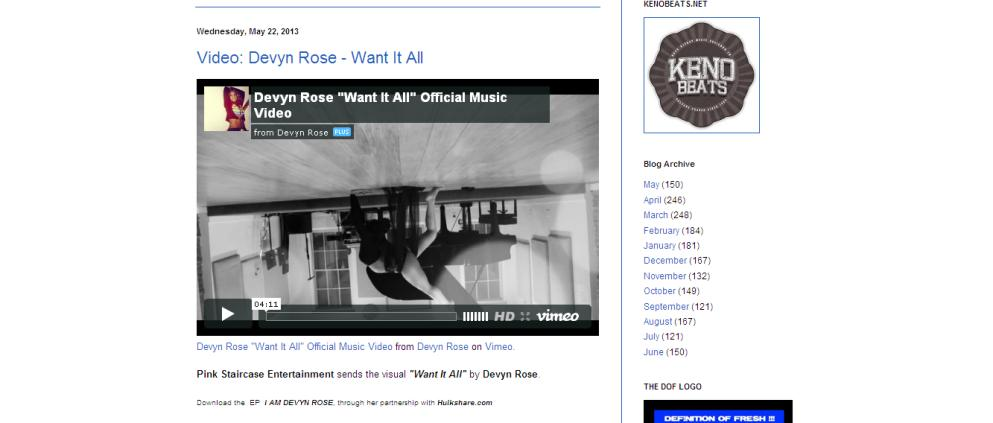 ::New Feature:: #WantItAll Featured on DefinitionOfFresh!