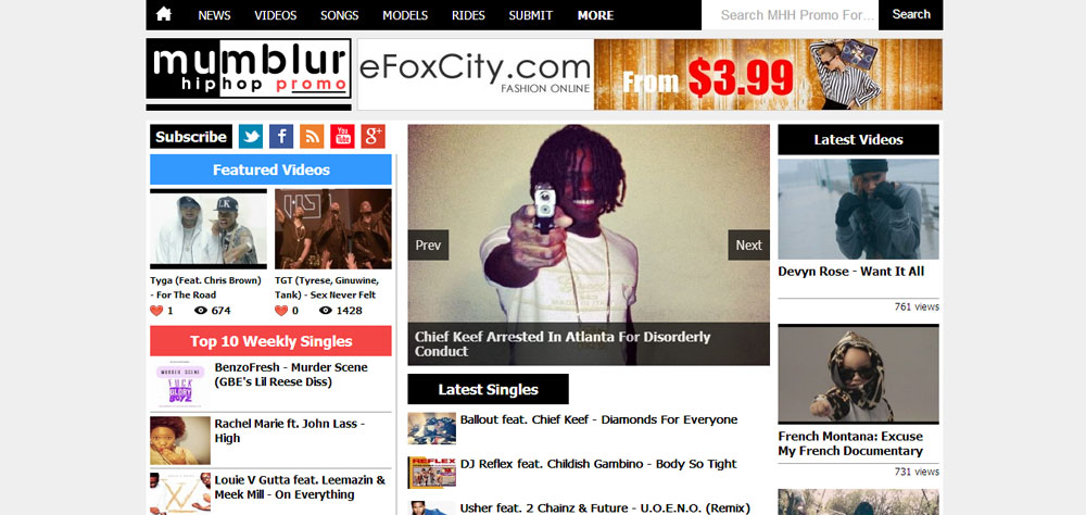 ::New Feature:: Devyn Rose #WantItAll Featured on Mumblur.com!
